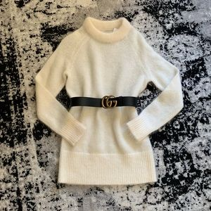 All Saints sweater dress